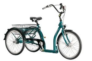 Pfau-tec Ally Dreirad Senioren-Fahrrad