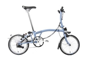 Brompton S6L Cloud Blue