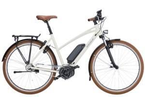 Cruiser Mixte Damen E-bike