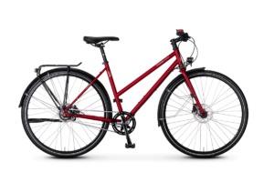 T-500 Damen Reise-Fahrrad