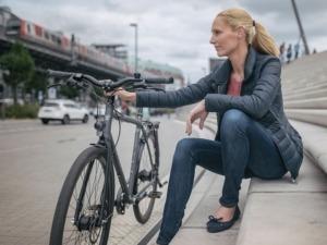 Contoura Stadt Fahrrad